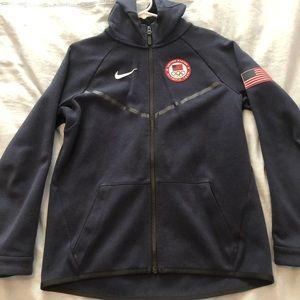 Nike 2016 Olympics tech fleece jacket.